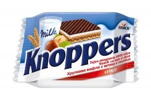 Knoppers 1er Pack 25 g H BG RO